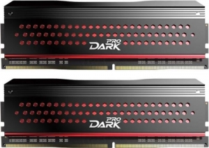 TeamGroup Dark Pro red DIMM Kit 16GB TDPRD416G3200HC14ADC01