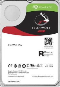 Seagate IronWolf Pro NAS HDD +Rescue 6TB ST6000NE0023