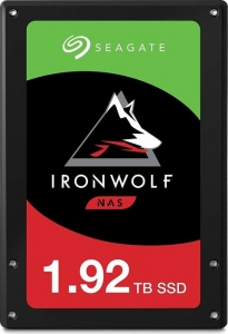 Seagate IronWolf 110 NAS SSD +Rescue 1.92TB ZA1920NM10011