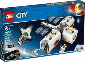 LEGO City Space Moon Space Station 60227