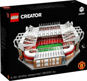 LEGO Creator Expert Old Trafford Manchester United 10272