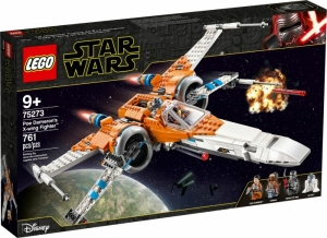 LEGO Star Wars Episode IX Poe Damerons X-Wing Starfighter 75273