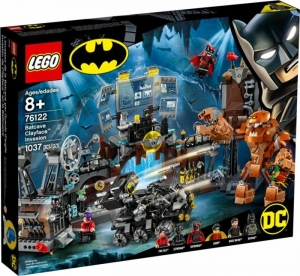 LEGO DC Universe Super Heroes Clayface Invasion to the Bath Cave 76122