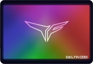 TeamGroup T-Force Delta MAX RGB SSD 1TB T253TM001T3C302
