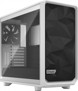 Fractal Design Meshify 2 Clear Tempered Glass White FD-C-MES2A-05